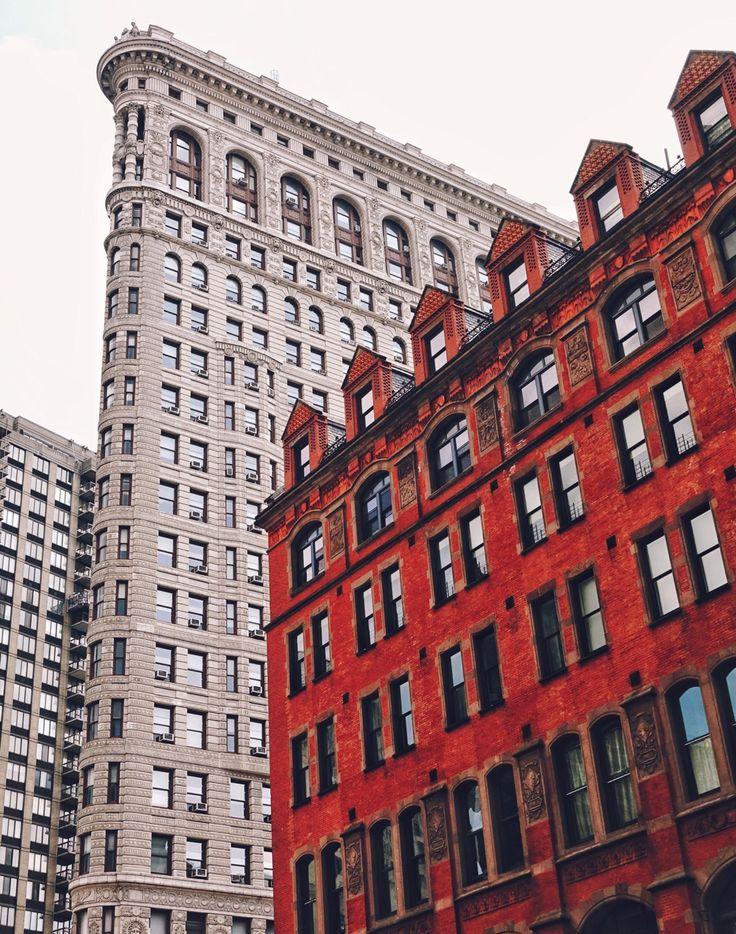 Flatiron Building courtesy NY Through the Lens - New York City Photography.