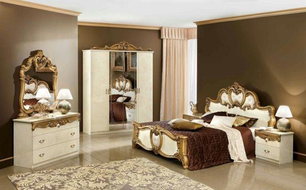 55 best Schlafgemach images on Pinterest Bedrooms, Baroque bedroom - schlafzimmer barock