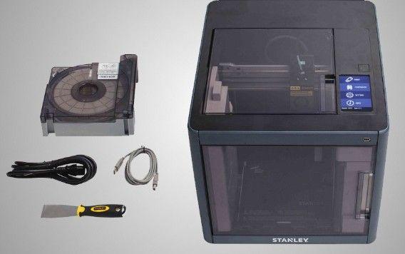 STANLEY® Model 1 3D Printer giveaway!