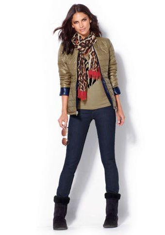 Legínové džíny #ModinoCZ #jeans #denim #fashion #trendy #style #moda #blue
