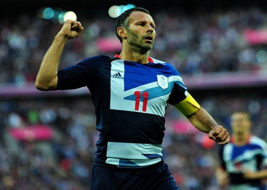 Team GB: Olympic highlights | Ryan Giggs | Manchester United & Wales | RyanGiggs.cc | V3.0