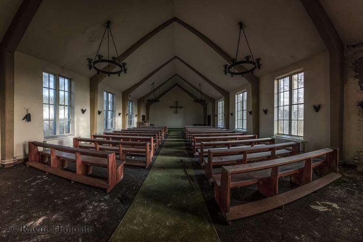 Kerk K,Duitsland,verlaten kerk,Militair,verlaten,urbex
