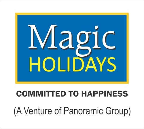 Magic Holidays is one such innovative idea brought forward by our travel specialists. A magician entertains us by showing different tricky things using the principle of illusion i.e. he is showing you things which never existed, but he brings the effect that the things are real. But our Magic Holidays scheme is based totally on facts and realities. You will feel relaxed after you join Magic Holidays, because a reputed and trust worthy name Panoramic Group is the sponsor of Magic holidays.
