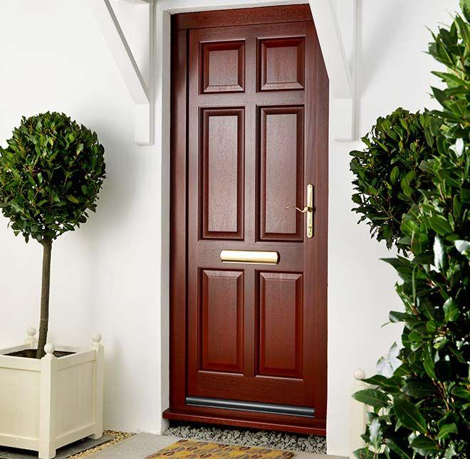 Timber Front and Back Doors Gallery | Everest & 126 best Door Inspiration images on Pinterest | Back doors Glazed ... pezcame.com