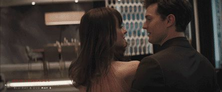 Fifty Shades Of Grey – Own it on Digital HD May 1 & Blu-ray May 8