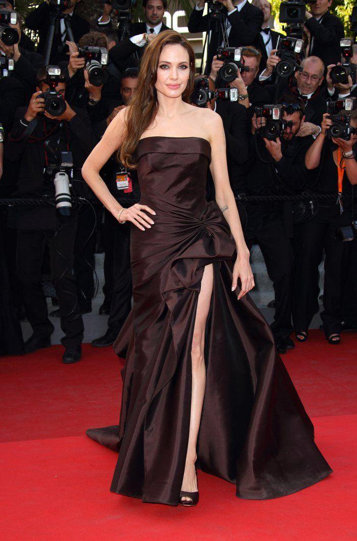 Angelina Jolie Best Dresses Angelina Jolie Red Carpet