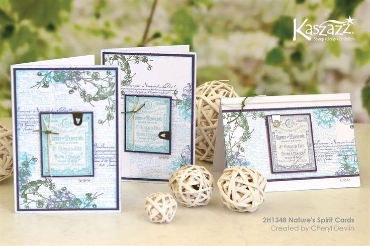 2H1348 Nature's Spirit Cards