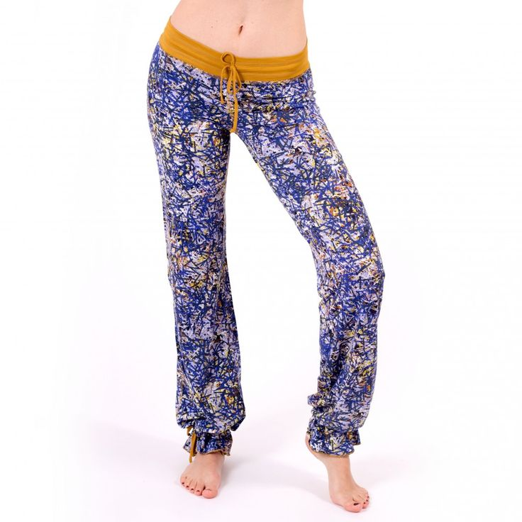 Yogin Painter Purple Pants: 9.900 Ft