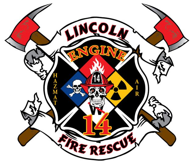 16 best lincoln fire and rescue images on pinterest firefighters rh pinterest com fire department logo svg fire department logos clip art