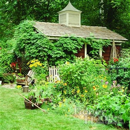43 best images about Garden Sheds on Pinterest Gardens