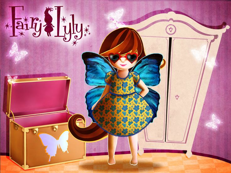 #fairylyly #dressup