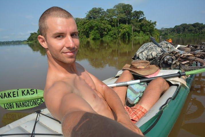 Kayak, Congo