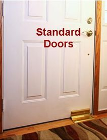 Nightlock Door Brace And Nightlock Patio For Sliding Glass