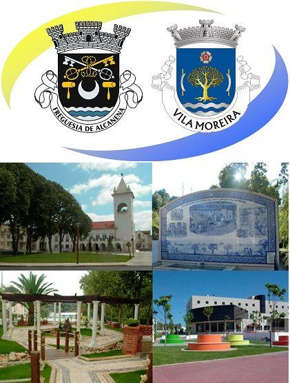 União das Freguesias de Alcanena e Vila Moreira em Alcanena, Santarém