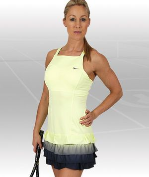 Adorable Nike tennis dress - ruffles!