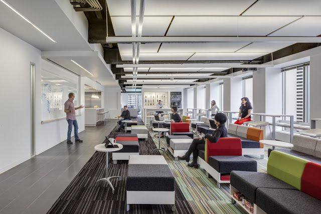 767 Best Contract Interiors Office Images On Pinterest Interior Office Office Spaces And