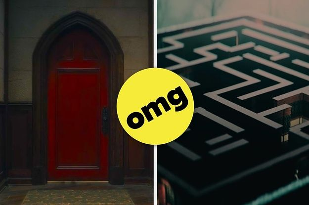 Haunting Of Hill House Foreshadowed The Red Room A Bunch Of Times And It S So Creepy House On A Hill Red Rooms Secret Rooms