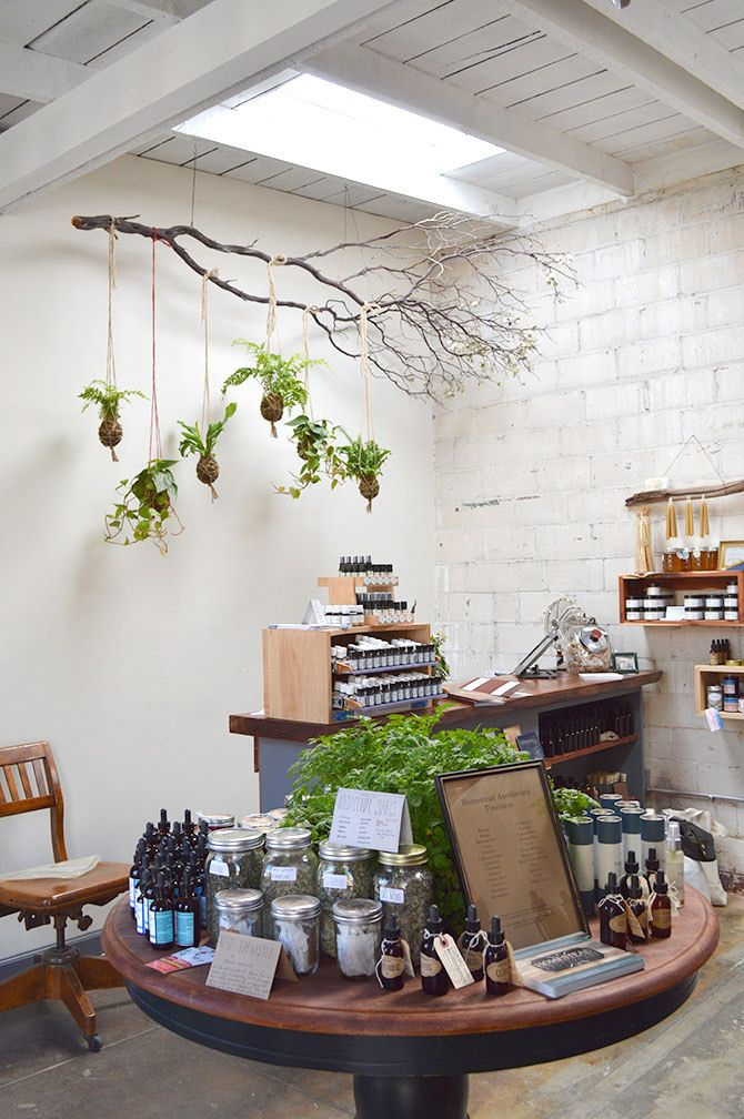 Homestead Apothecary in Temescal Alley, Oakland // via Spotted SF  #Gourmetillo loves .... !!!