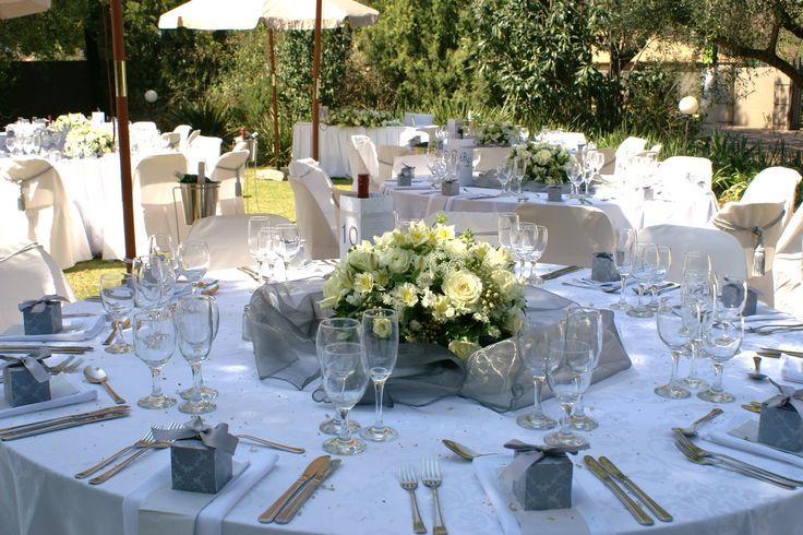 Garden Weddings @ Three Oaks Venue in Centurion www.threeoaks.co.za