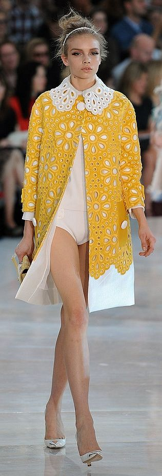 Louis Vuitton Spring | The House of Beccaria