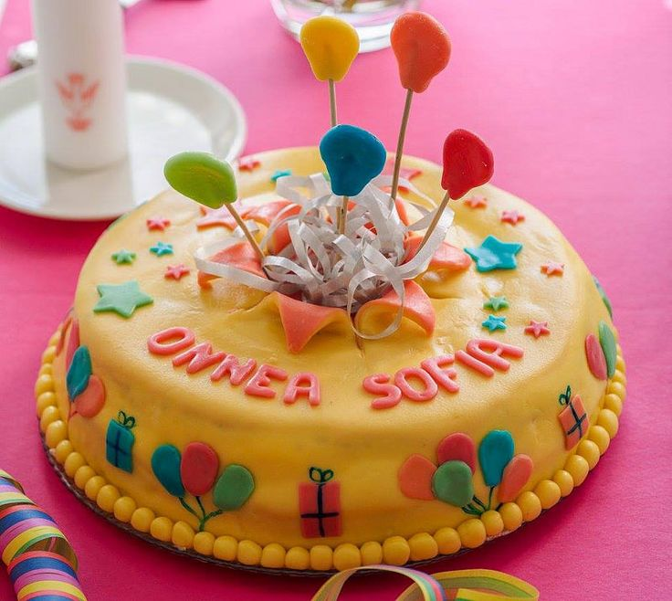 Balloon Cake | by crissis_2000