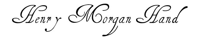 Download Henry Morgan Hand
