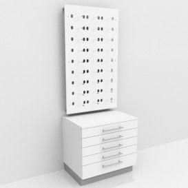 Πλάτη Οπτικών Με Συρταριέρα - http://goo.gl/awBk7u