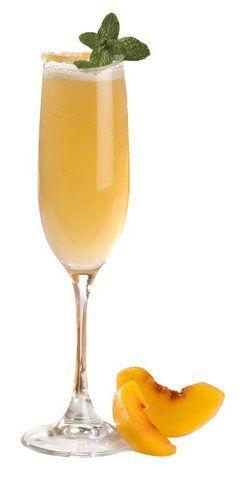 Abrikozen Citrus Cocktail