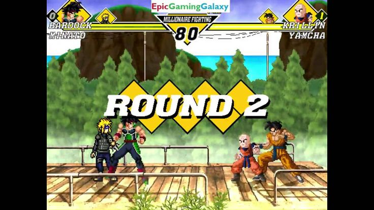 Minato And Bardock VS Krillin And Yamcha In A Dragon Ball Z VS Naruto MUGEN Edition Match / Battle This video showcases Gameplay of Bardock The Saiyan Father Of Goku and Minato The Fourth Hokage VS Krillin And Yamcha In A Dragon Ball Z VS Naruto MUGEN Edition Match / Battle / Fight