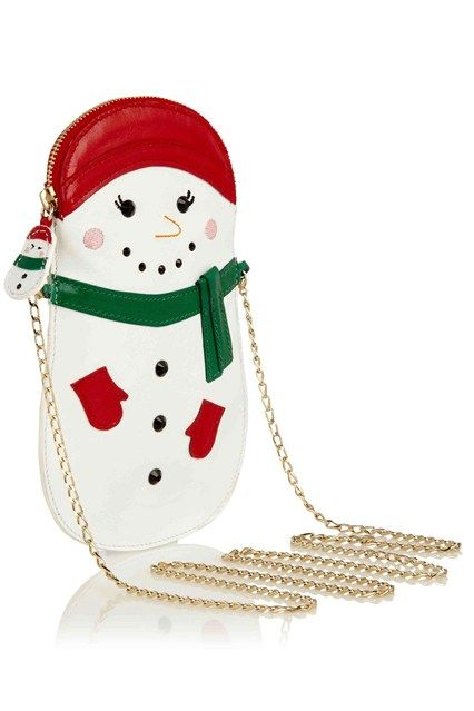 Charlotte Olympia Christmas accessories