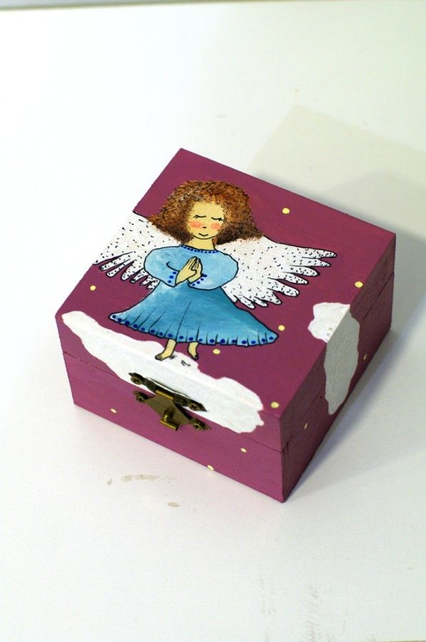 Small Wooden Box Small Trinket Boxes Jewelry Box Small Wood Box Ring Beauteous Small Wooden Boxes To Decorate