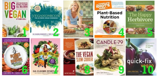 Vegan Essentials: Plant-Based Cookbooks
