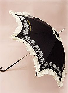 Baby the Stars Shine Bright.Lace Print Umbrella
