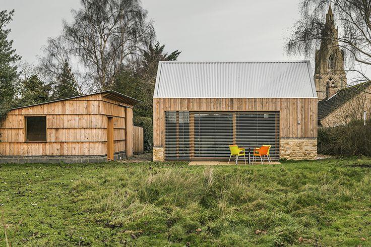 Gallery of Garden Buildings Warmington / Ashworth Parkes Architects - 1