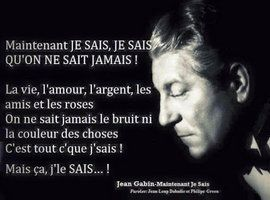 Jean Gabin - 4 Citations
