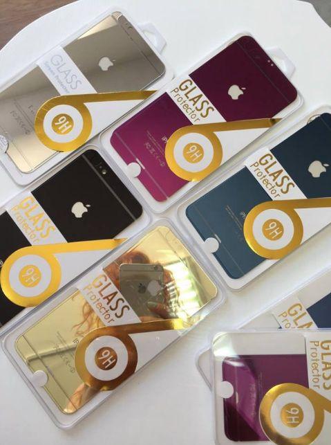 Dwustronne szkło hartowane do IPHONE 5 , 5S, 6, 6S, 6 Plus. Kolor złoty srebrny, różowy, niebieski i czarny. Cena 19,99 zł. Przy wpłacie na konto wysyłka w cenie 6 zł. ! Wysyłamy w 24 h. Zapraszamy.