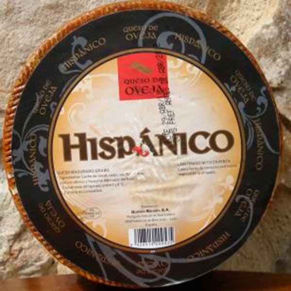 Medalla Super Gold 2012 AWC. Es un queso Puro de Oveja que por su proceso de curación ofrece un sabor y aroma intensos a la vez que una textura muy agradable al paladar