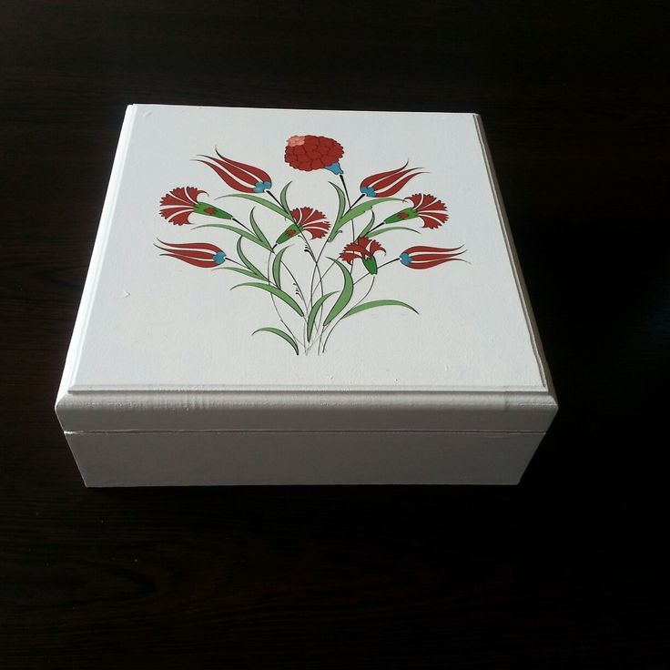 Ahşap kutu