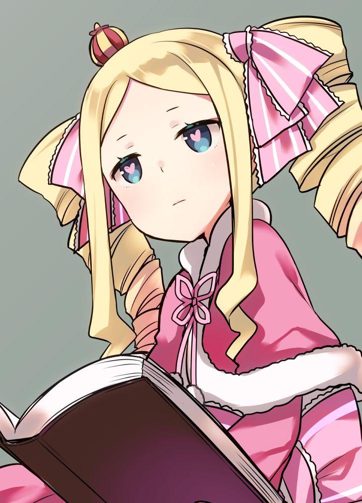 Pin by Joud on Beatrice Anime images, Anime, Otaku anime