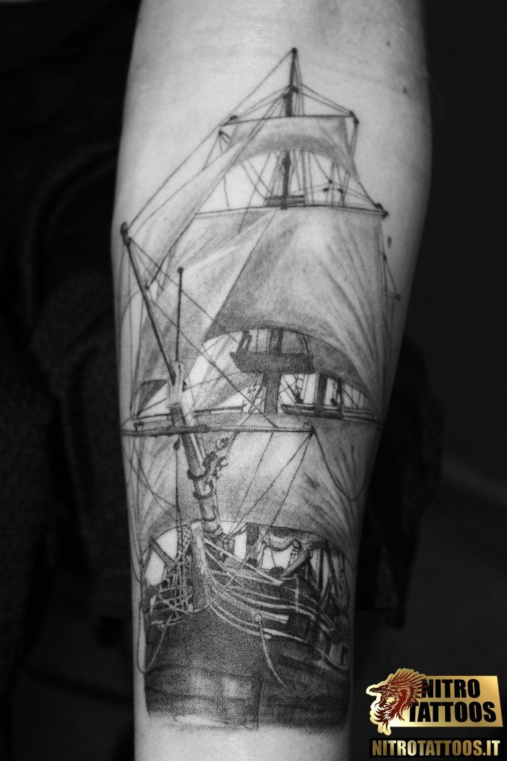 tattoo barca a vela significato