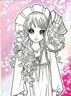 korean coloring book pink mama mia lbuns da web do picasa