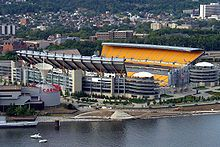 Heinz Field - Watch the Steelers play a game.