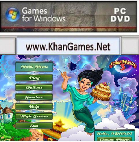 Cake Mania 3 - PC Full Version Free Download