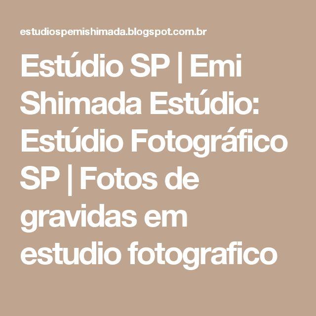 Estúdio SP   Emi Shimada Estúdio: Estúdio Fotográfico SP   Fotos de gravidas em estudio fotografico