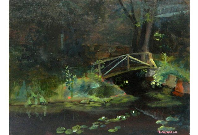 Rockport Pond Massachusetts