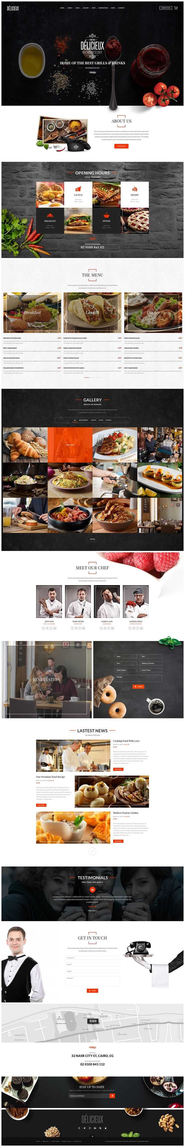 Best Business WordPress Themes #2015