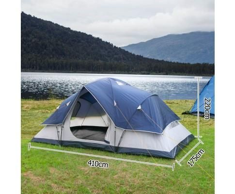 6 Man Family Camping Tent     *FREE POSTAGE IN AUS*