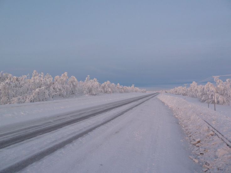 La strada - The road (Roberto Citterio, Kiruna)