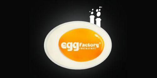 40 Excellent Egg Logos