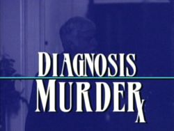 Diagnosis: Murder is a mystery/medical/crime drama television series starring Dick Van Dyke as Dr. Mark Sloan, a medical doctor who solves crimes with the help of his son, a homicide detective played by his real-life son Barry Van Dyke.